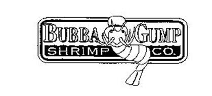 Bubba gump shrimp Logos