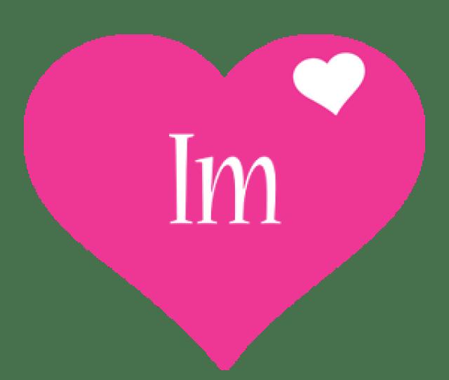 Im Logo Name Logo Generator I Love Love He Boots