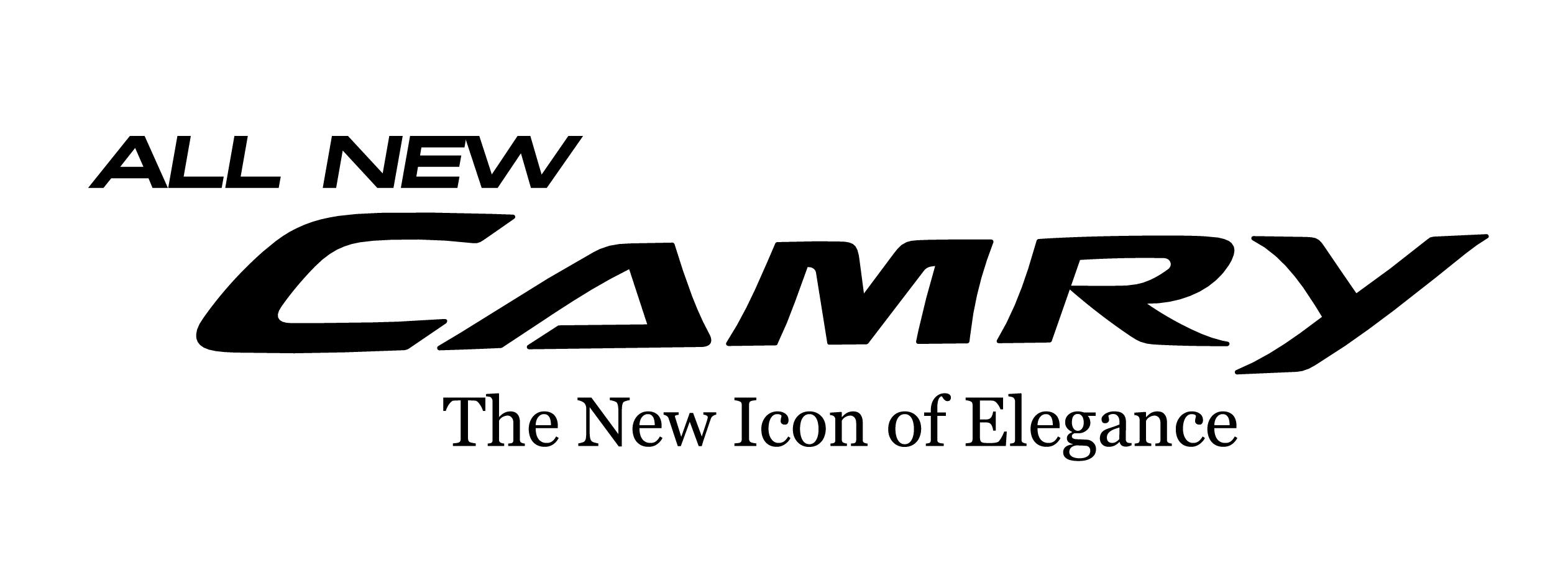 Toyota Camry Logos