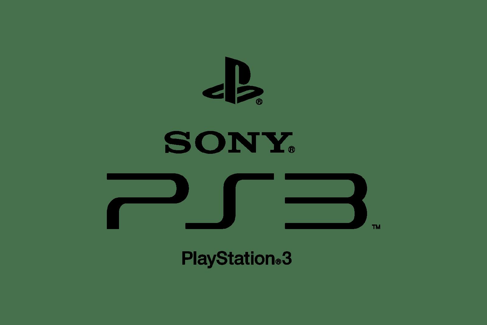 Sony ps3 Logos
