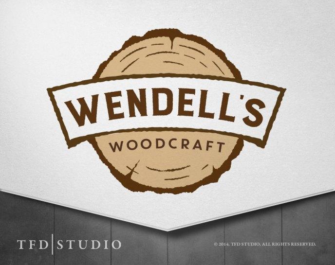 Woodworking Logos