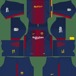 dream league soccer barcelona