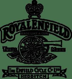Royal enfield metal Logos