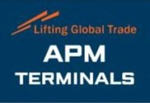 APM Terminals Latest Recruitment (6 Positions)