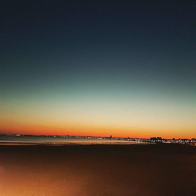Sunset aperitivo on the beach #pornichet #labaule #cruise #crew #sailing #travel #traveling #visiting #traveler #instatravel #instago #instagood #trip #photooftheday #travelling #tourism #tourist #instapassport #instatraveling #mytravelgram #travelgram #travelingram #igtravel #instalife #travelblog