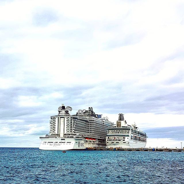 Fifteen years later when you became big, you wondering about how time flies from when you was a littlest #mscseaside #theplacetobe #cozumel #cruising #cruise #crew #sailing #travel #traveling #traveler #instatravel #instago #instagood #trip #photooftheday #instapassport #instatraveling #mytravelgram #travelgram #travelingram #igtravel #instalife #travelblog #sea
