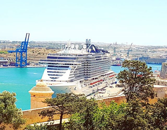 Postcard from Malta #lavalletta #mscseaview #msccruises #cruising #cruise #crew #sailing #travel #traveling #traveler #instatravel #instago #instagood #trip #photooftheday #instapassport #instatraveling #mytravelgram #travelgram #travelingram #igtravel #instalife #travelblog #sea #travelstoke