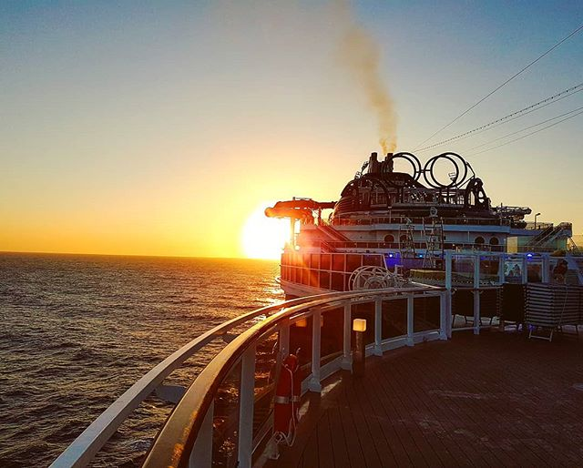 I hate these boring sunset, are all the same #mscseaview #msccruises #cruising #cruise #crew #sailing #travel #traveling #traveler #instatravel #instago #instagood #trip #photooftheday #instapassport #instatraveling #mytravelgram #travelgram #travelingram #igtravel #instalife #travelblog #sea #travelstoke