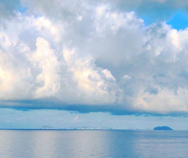 The best awekening on the sea #ponza #medsea #postcard #cruising #cruise #crew #sailing #travel #traveling #traveler #instatravel #instago #instagood #trip #photooftheday #instapassport #instatraveling #mytravelgram #travelgram #travelingram #igtravel #instalife #travelblog #sea #travelstoke