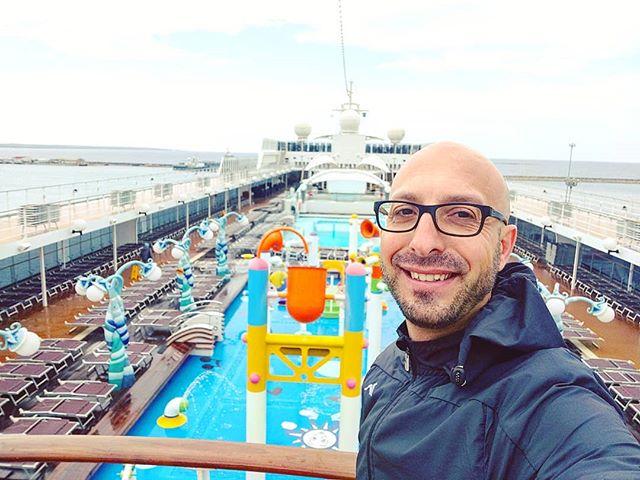Great memories here on MSC Lirica, my first ship fifteen years later #TBT #msclirica #msccruises #cruising #cruise #crew #sailing #travel #traveling #traveler #instatravel #instago #instagood #trip #photooftheday #instapassport #instatraveling #mytravelgram #travelgram #travelingram #igtravel #instalife #travelblog #sea #travelstoke