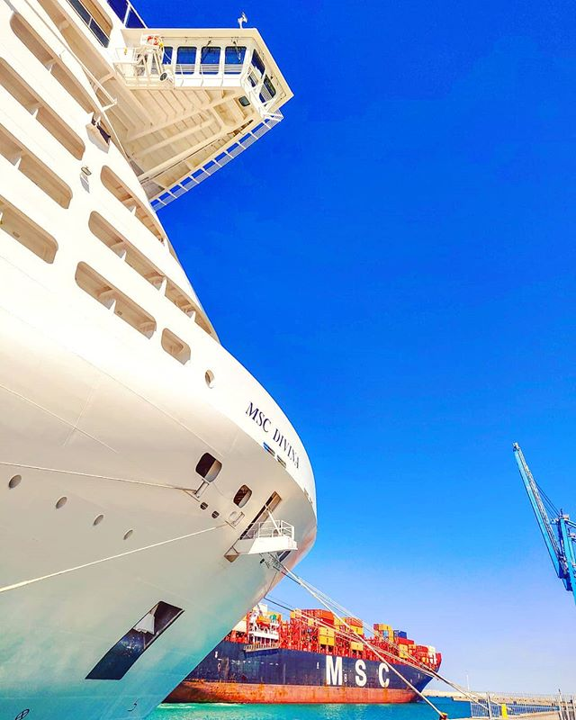 Stay Strong, always. •••#MSC #msccruises #mscdivina #mscletizia #sailor#beautyatsea #mscfamily #cruising #cruise #crew #sailing #travel #traveling #traveler #instatravel #instapassport #instatraveling #travelgram #travelingram #igtravel #travelblog #sea #travelstoke