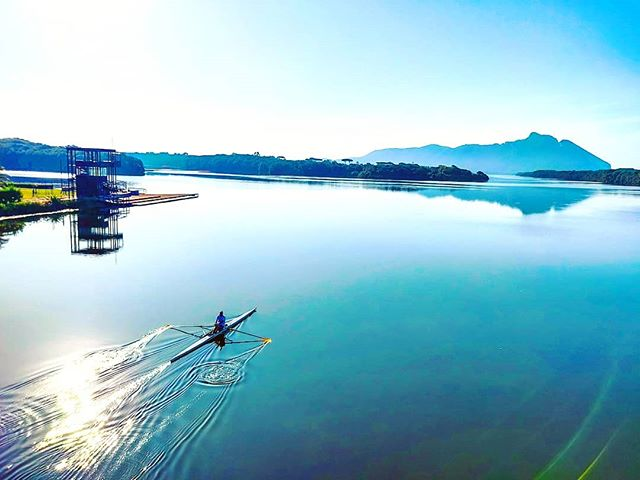 Pure morning over the lake 🏞️•••#sabaudia #lake #circeo #rowing #igerslatina  #travel #travelling #traveler #instatravel #wanderlust #trip #lifeofadventure #doyoutravel #instapassport #instatraveling #mytravelgram #travelgram #travelingram #travelstoke #traveling #travelblog #instago