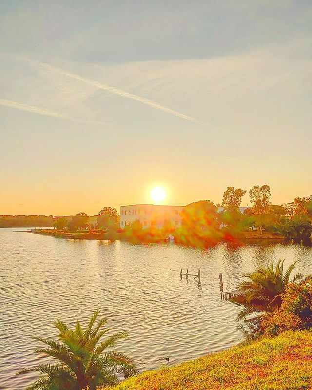 Sunset over the lake 🌞😎 #travelgram #travelblogger #lake #traveller #sunset #traveladdict #travels #traveler #sunsets #sunset_madness #sunset_pics #travelphotography #travelingram  #traveldeeper #travelawesome #sunset_stream #travel #travelholic #travellers #instatravel #travelers #traveltheworld #travelblog #traveling #sabaudia