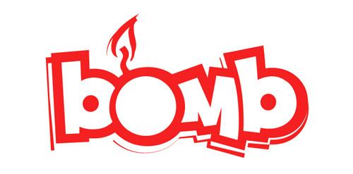 bomb logomoose logo inspiration