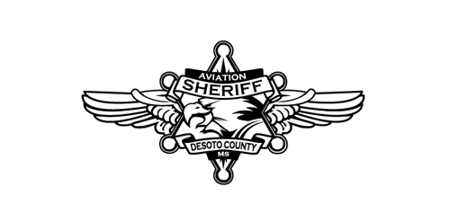 Desoto County Sheriff Aviation Unit logo • LogoMoose