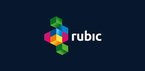 rubik s cube logomoose