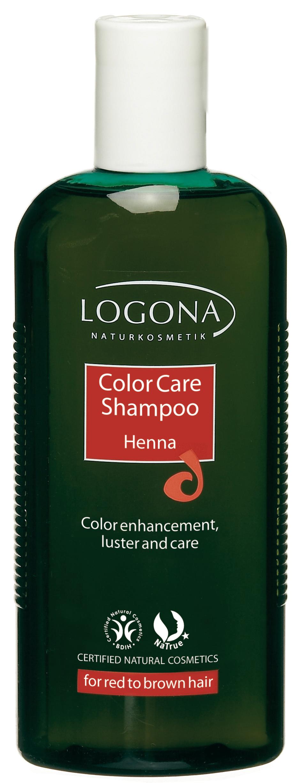 Σαμπουάν για κόκκινα & καστανά μαλλιά BIO (χέννα)