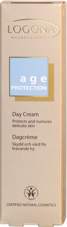 Κρέμα ημέρας αντιγήρανσης (προστατεύει & θρέφει τα ευαίσθητα δέρματα)