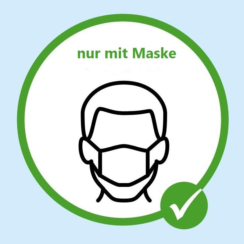 Nur-mit-Maske