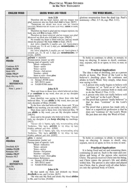 Practical Word Studies in the New Testament (2 vols