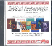 Biblical Archaeologist on CD-ROM