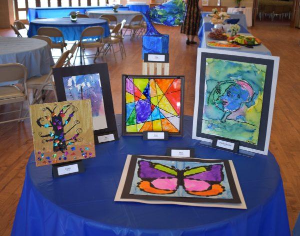 Art Appreciation Preschoolers Logos Academy