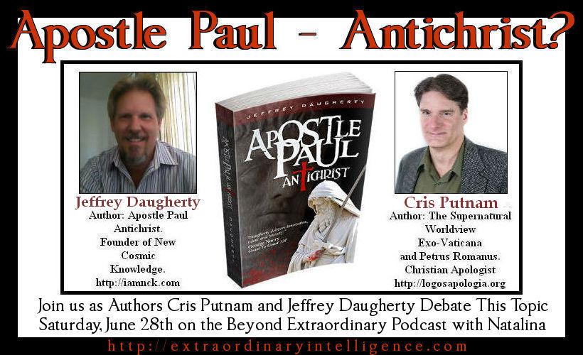 Apostle Paul Debate Promo
