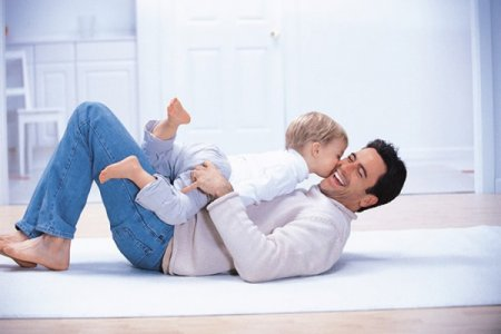 Отвергая отца... (Очень глубокая и полезная всем статья!!!) детская психология