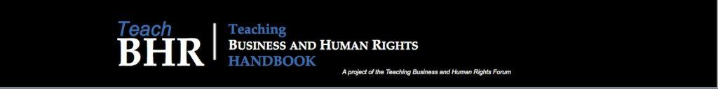 Teach BHR Handbook Logo