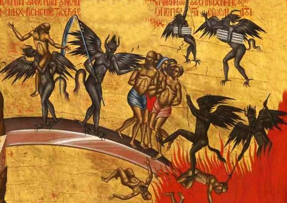 Resultado de imagen de satanás y sus demonios