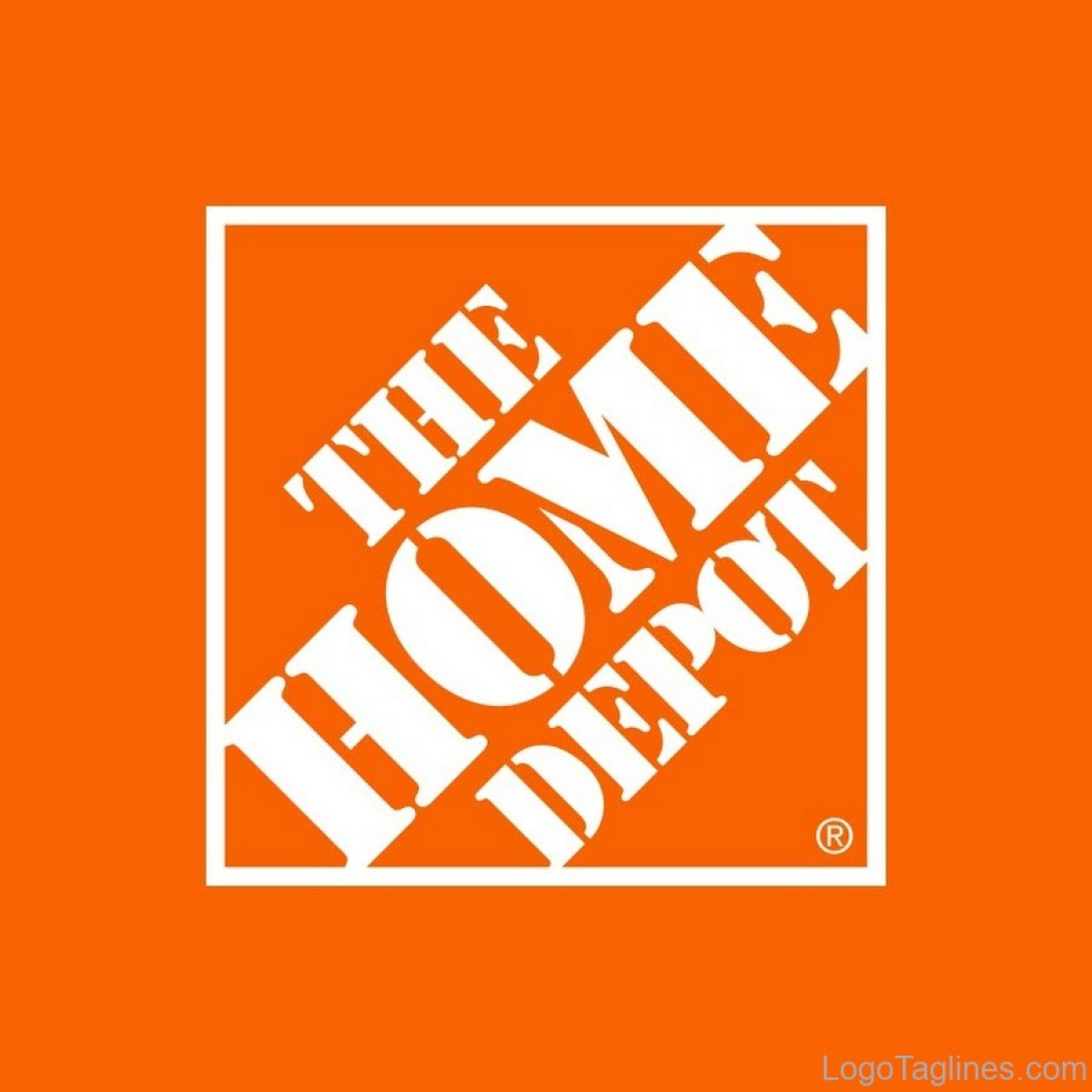 The Home Depot Logo and Tagline - Slogan - Headquarters - Founders