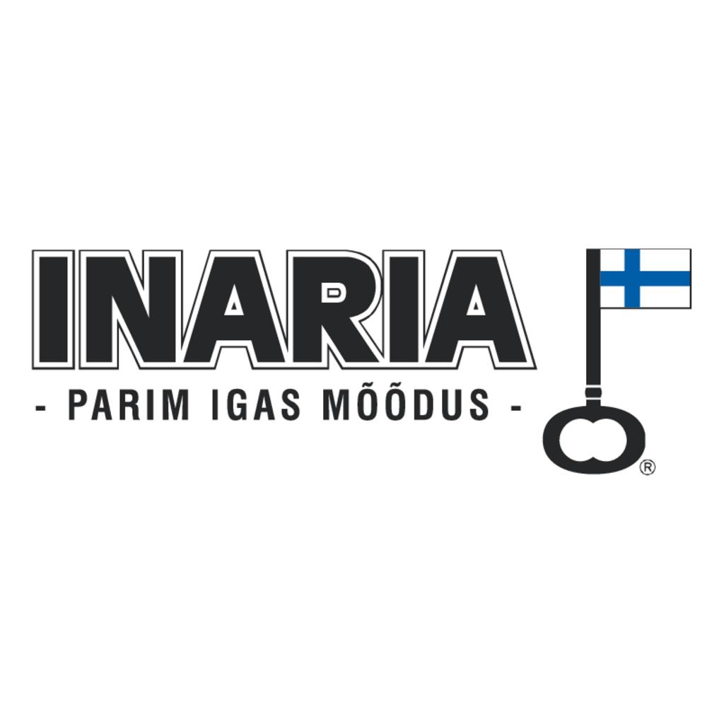 Inaria logo, Vector Logo of Inaria brand free download