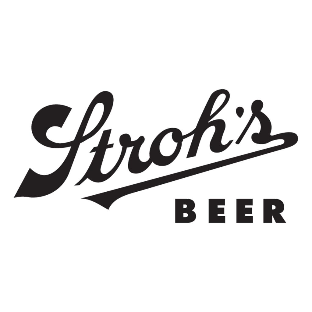Stroh's(158) logo, Vector Logo of Stroh's(158) brand free