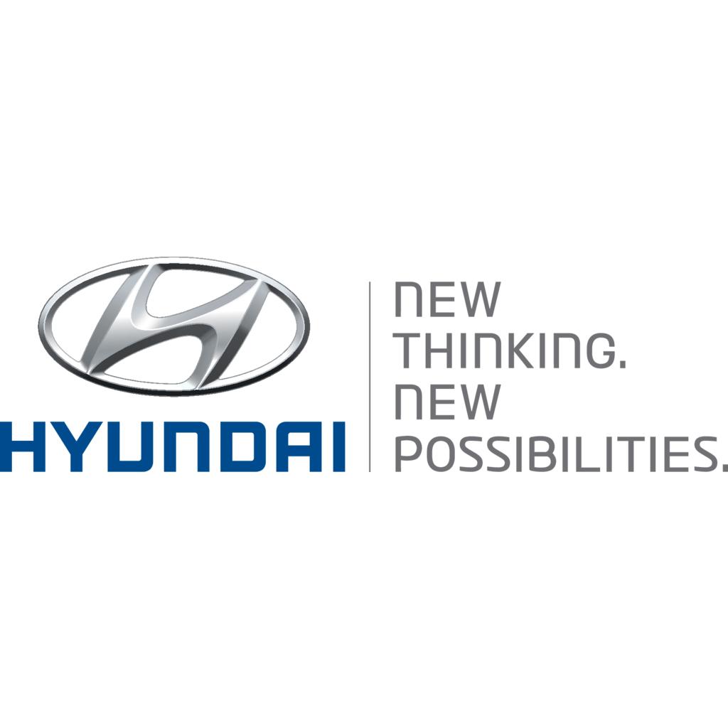 Hyundai logo, Vector Logo of Hyundai brand free download