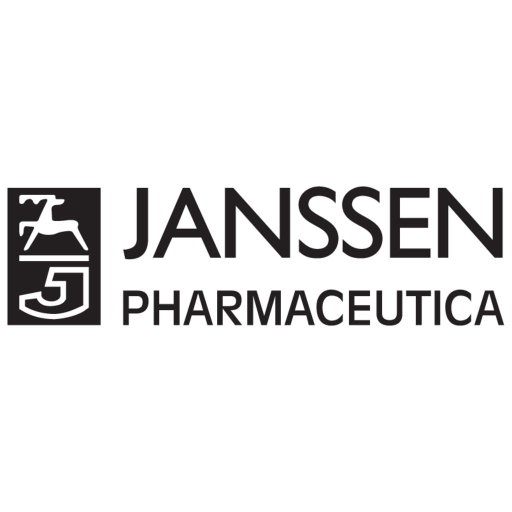 Janssen Pharmaceutica logo, Vector Logo of Janssen