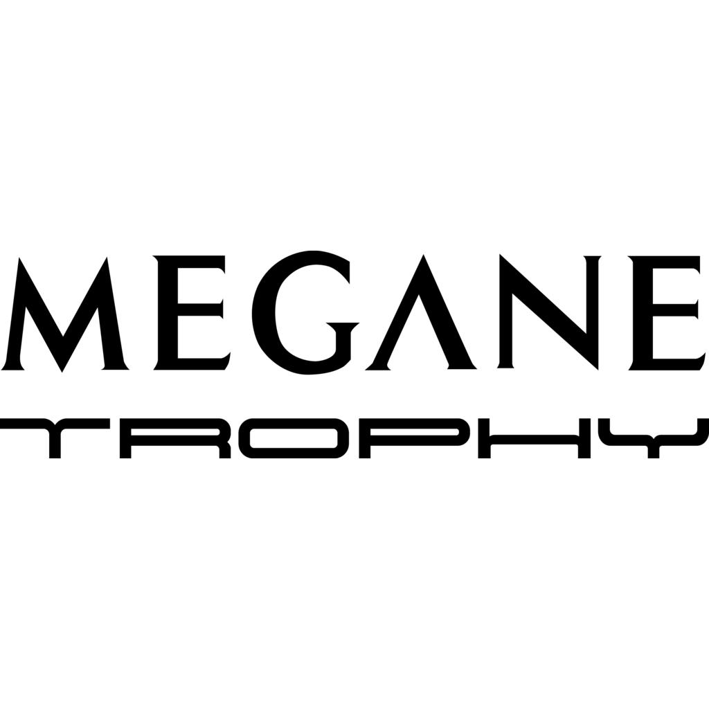 Renault Megane Trophy logo, Vector Logo of Renault Megane