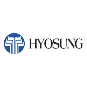 Hyosung logo, Vector Logo of Hyosung brand free download