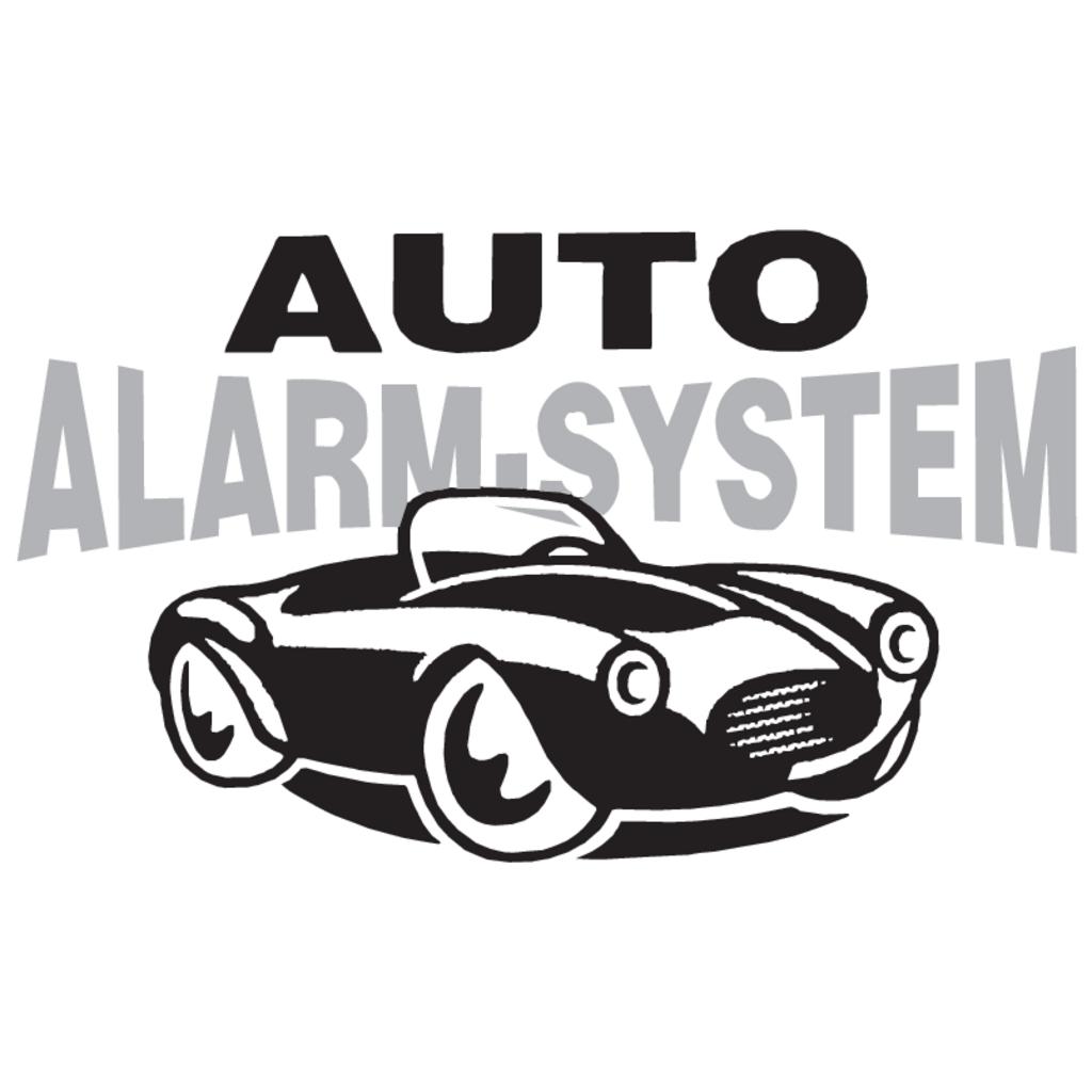 Auto Alarm-System logo, Vector Logo of Auto Alarm-System