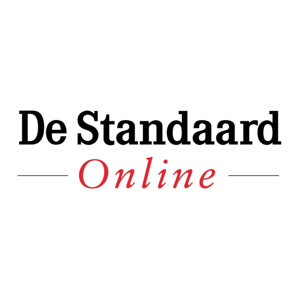 De Standaard Online logo, Vector Logo of De Standaard