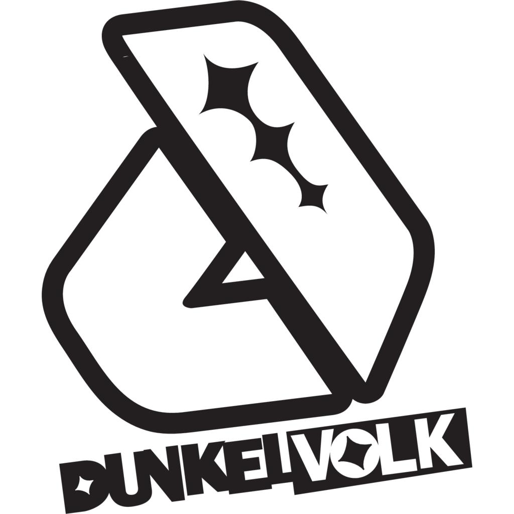 Dunkelvolk logo, Vector Logo of Dunkelvolk brand free