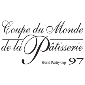 Coupe du Monde de la Patisserie logo, Vector Logo of Coupe