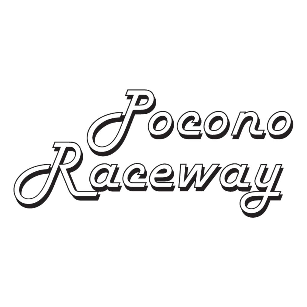 Pocono Raceway logo, Vector Logo of Pocono Raceway brand