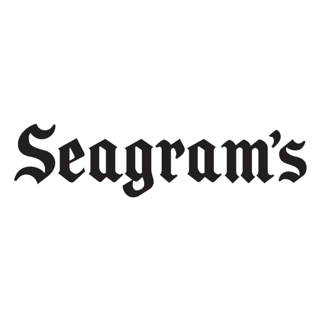 Seagram's logo, Vector Logo of Seagram's brand free