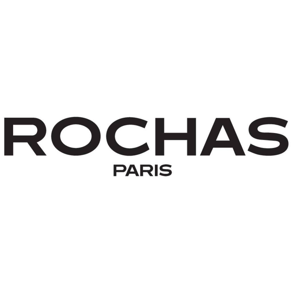 Rochas logo, Vector Logo of Rochas brand free download