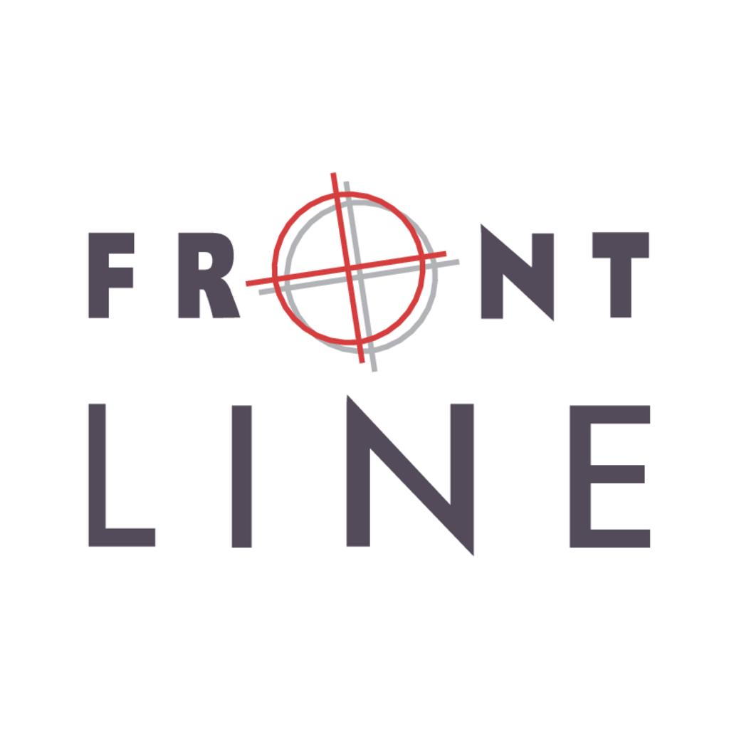 FrontLine logo, Vector Logo of FrontLine brand free