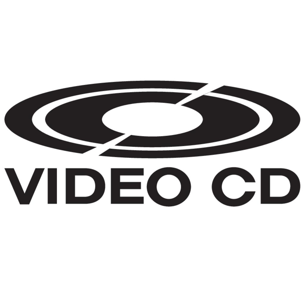 Video CD(50) logo, Vector Logo of Video CD(50) brand free