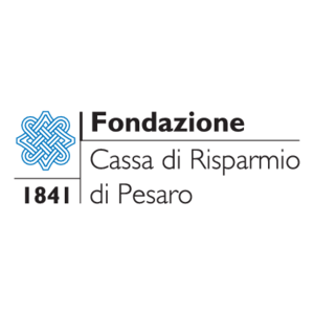 Fondazione Cassa di Risparmio Pesaro logo, Vector Logo of