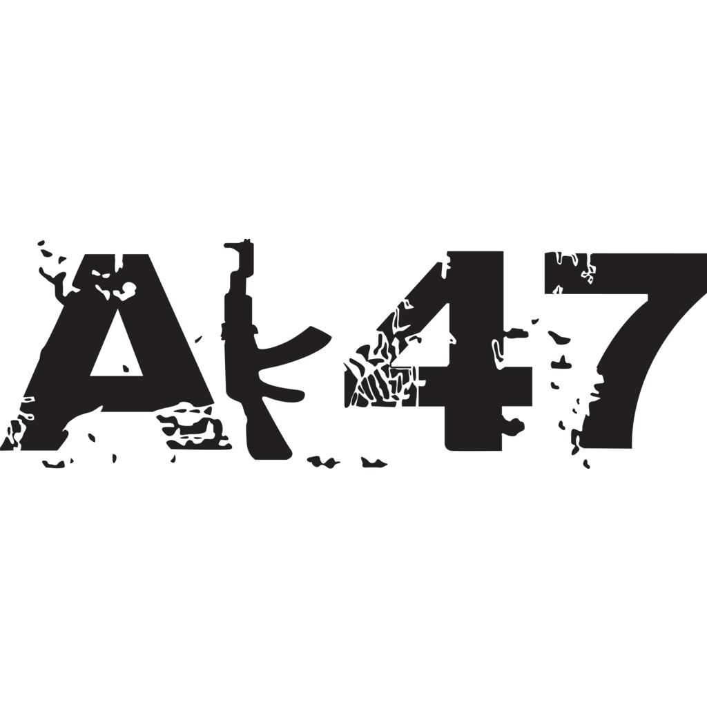 AK 47 logo, Vector Logo of AK 47 brand free download (eps