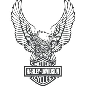 HARLEY DAVIDSON Vector Logos, HARLEY DAVIDSON brand logos