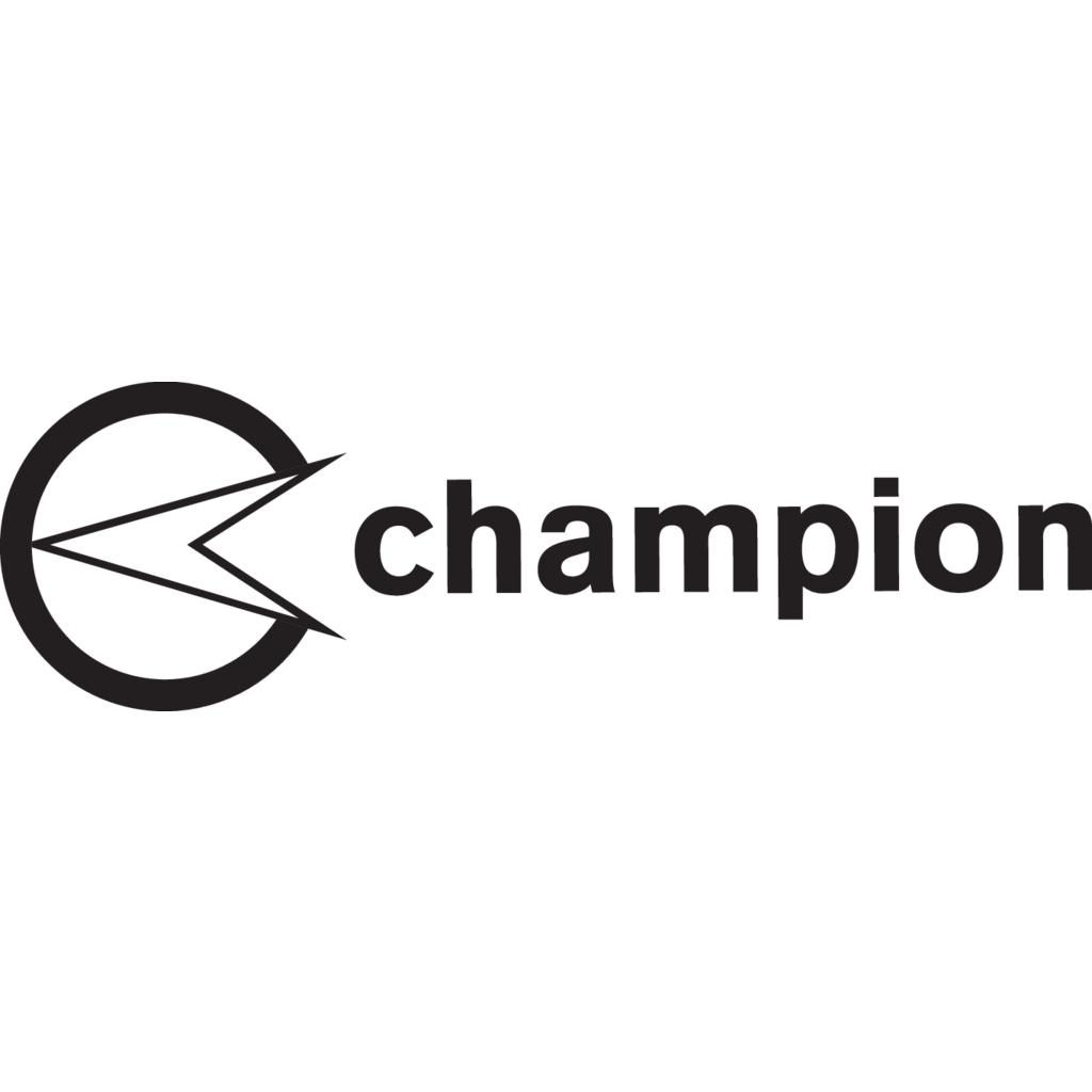 Champion logo, Vector Logo of Champion brand free download